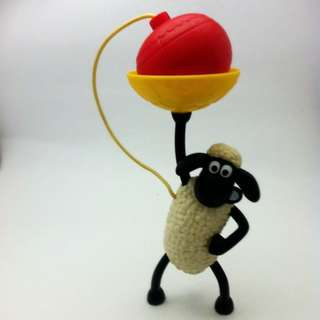 Shaun The Sheep - Chalenges - Happy Meal Mc Donald