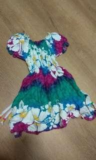 Hawaian Dress