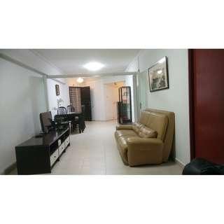 $650 / $800 - Room Rental @ Depot Road Blk 109-B. Quiet, windy living near City. 世外桃源居住空间