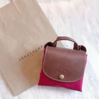 LONGCHAMP Backpack 桃紅色