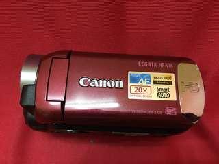 Canon Legria HRF16 Camcorder
