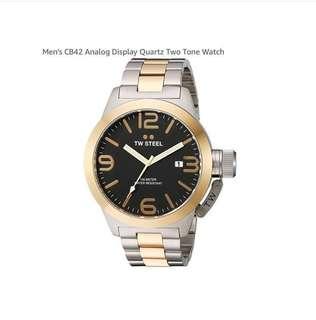 TW STEEL CB 42 MEN's Watch From US