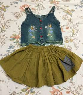 Toddler/Kids OOTD Clothes