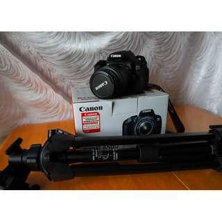 CANON 650D + 18-55mm 鏡頭