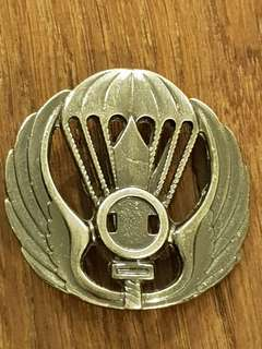 Genuine El Alamein Parachute Battalion cap badge