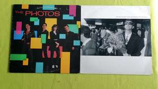 Pding PET SHOP BOYS ● THE PHOTOS . how can you expect to be taken seriously ? / the photos ( 2 items for 1 price )  vinyl record