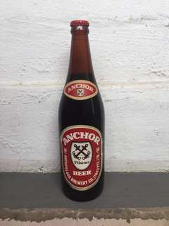 [TSHSE] Vintage Anchor Beer