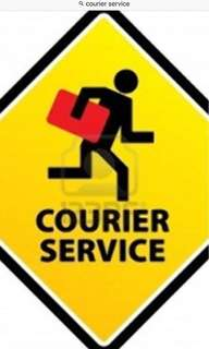 Provide immediate courier service