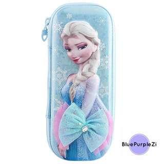Disney princess pencil box 🎀Anna Elsa