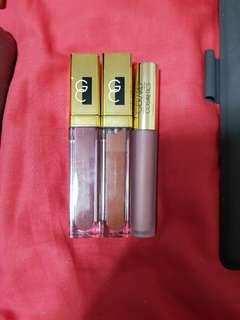 Gerard cosmetics lip bundle