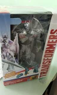 transformers optimus prime silver knight 自由出價 價合即放