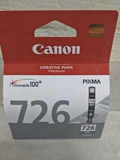 Canon Pixma Ink Gray (726)