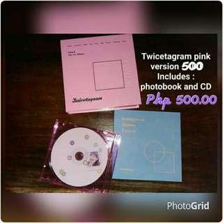 TWICEtagram Pink Version