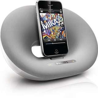 PHILIPS FIDELIO DS3000 iPhone 30pin Docking Speaker 喇叭