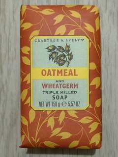 BN Crabtree & Evelyn triple milled soap