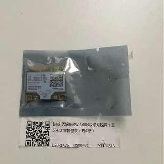 Intel mini PCI-E 300M Bluetooth 4.0 Dual Band Wireless WiFi Card