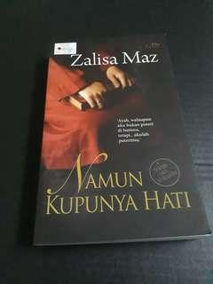 Namun Kupunya Hati by Zalisa Maz