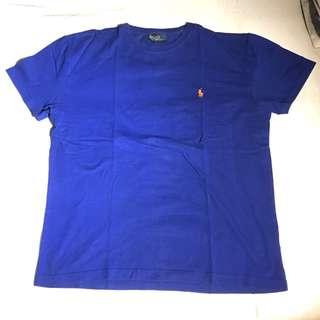 Polo Ralph Lauren blue shirt t-shirt