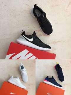 【兩件包郵】NIKE 耐克 情侶 TESSEN 男女子休閒運動鞋。