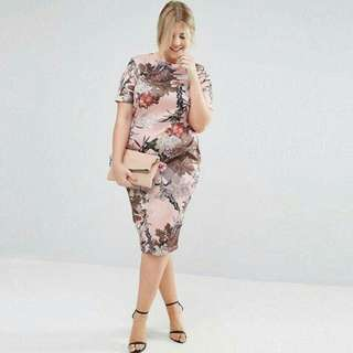 *PREORDERPlus Size Dress