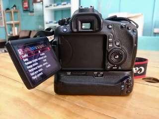 DSLR Canon 60d