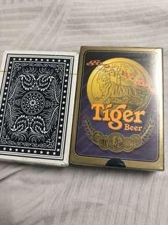 (BN) Poker cards