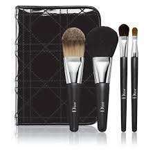 Dior Cannage Couture Collection Voyage brush set