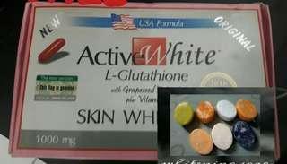ACTIVEHITE L GLUTATHIONE