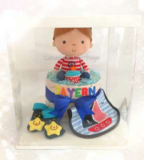 Diaper Cake baby gifts