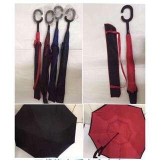 🔥Automatic Inverted Umbrella