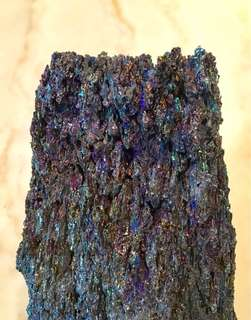 Multi colours mineral ore