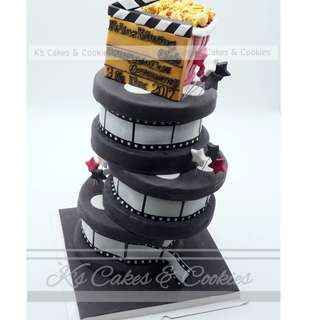 3D 蛋糕