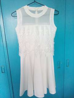Prelove White Dress