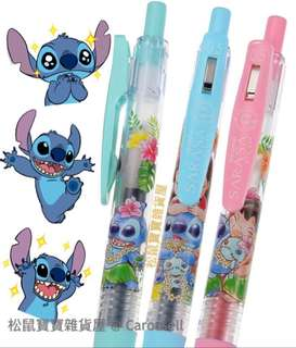 [日本代購] Sarasa 史迪仔 Sitich Pen 墨水筆 原子筆 0.5