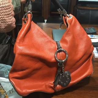 Like New Leather Bag Bought From Paris