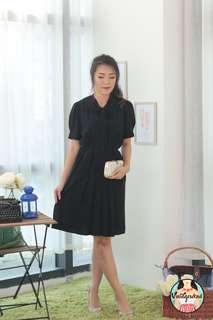 🍿 Vintage Midi Dress VD1293