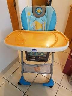 兒童餐椅 (新竹面交)