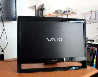 Sony Vaio All in One Pc Core i5 windows 10 4gb ram 500gb hdd 21.5 Full hd Screen Free Deliver