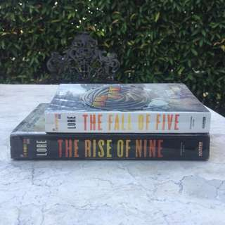 Book Bundle: I Am Number Four Series by Pittacus Lore
