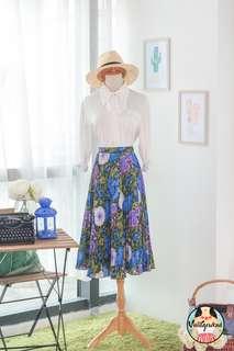 🍿 Vintage Midi Skirt VS1399