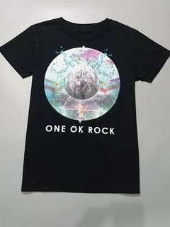 Kaos Band One OK ROCK Japan Tour