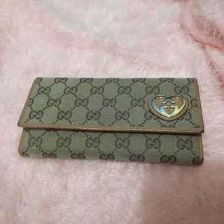 gucci wallet not mk kate spade lv