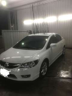 自售 2011 Civic 1.8 Vti-s