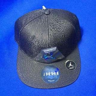 jordan youth cap