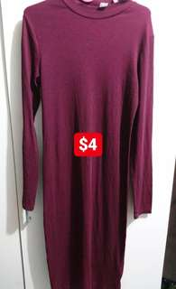 Selling Old Clothes!