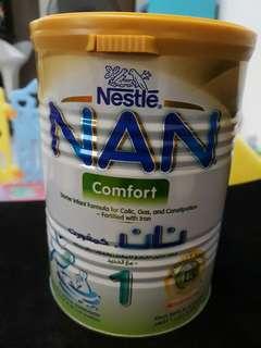 Nan Comfort Stage 1
