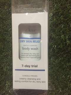 Dove DermaSeries Body Wash (50ml)