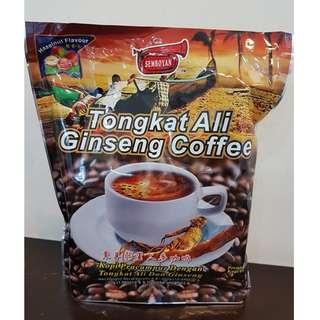 SEMBOYAN Tongkat Ali Ginseng Coffee 东革阿里人参咖啡