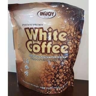 IN'JOY Instant Premix White Coffee 即溶白咖啡