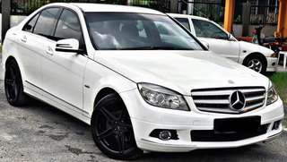 MERCEDES C2501.8 CGI TURBO